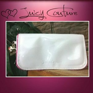 Juicy Couture Cosmetic Make-up Bag NWOT